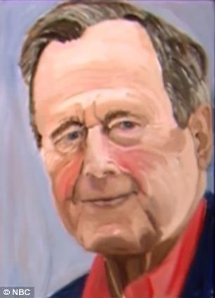 306x423 George W. Bush Reveals His Striking New Paintings Of World Leaders