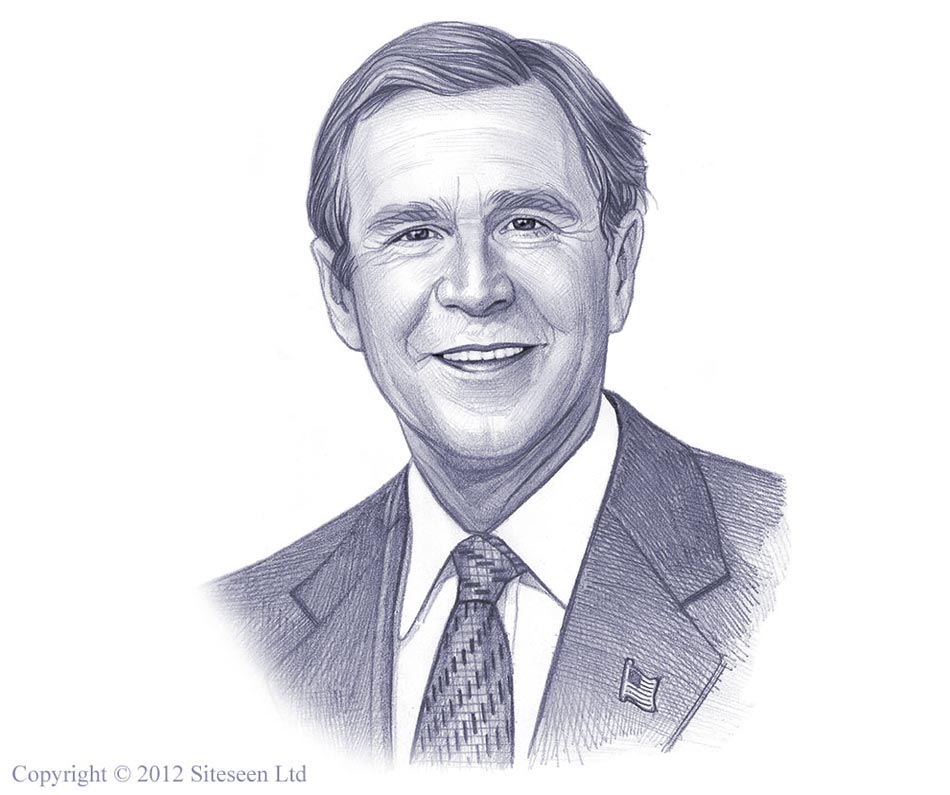 950x795 Fun Facts On George W Bush For Kids