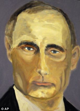 306x423 George W. Bush Reveals His Striking New Paintings Of World Leaders