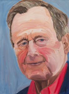 221x300 Portrait Of A Failed President Inside The Art Of George W. Bush