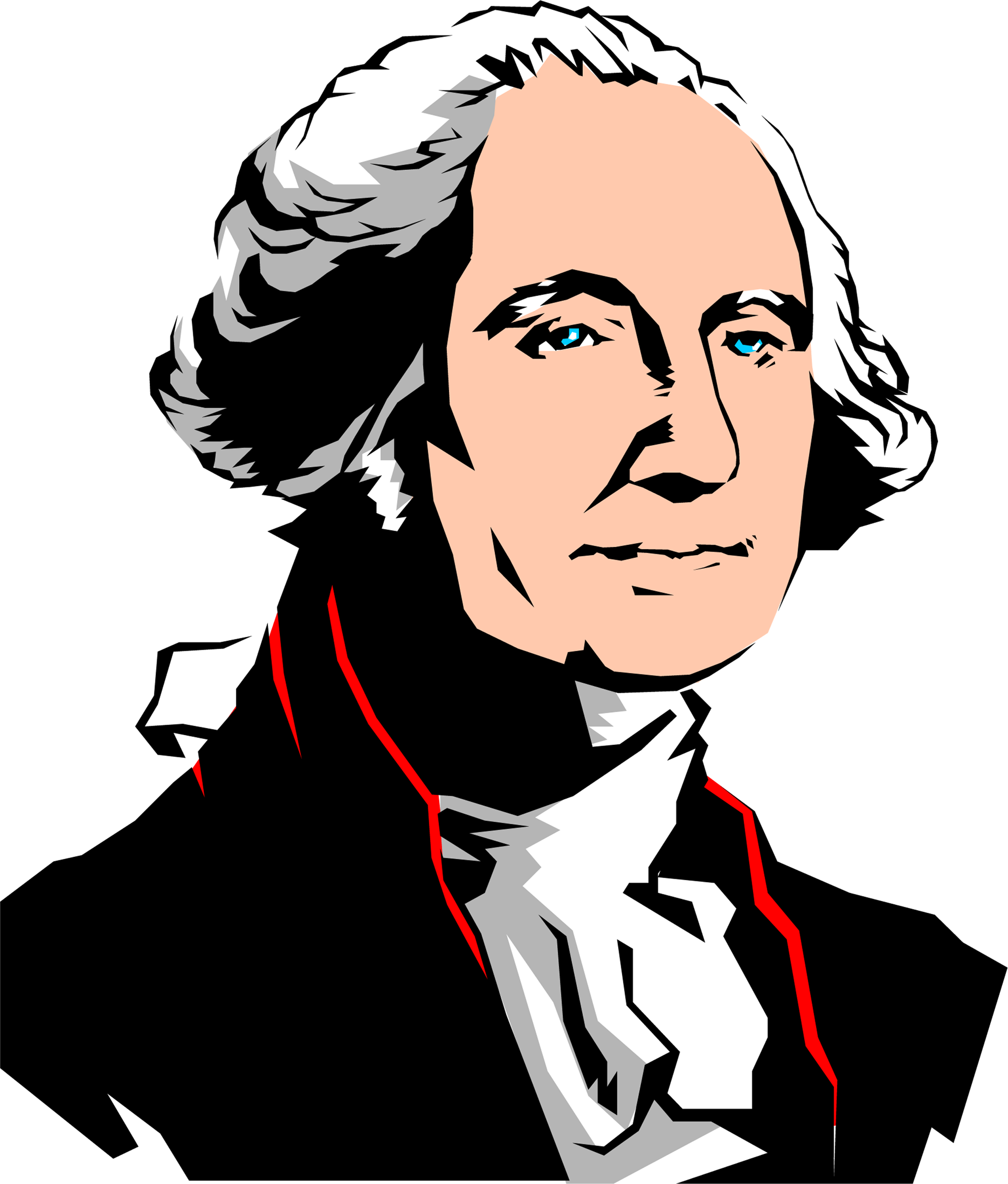 George Washington Cartoon Drawing at GetDrawings.com | Free for ...