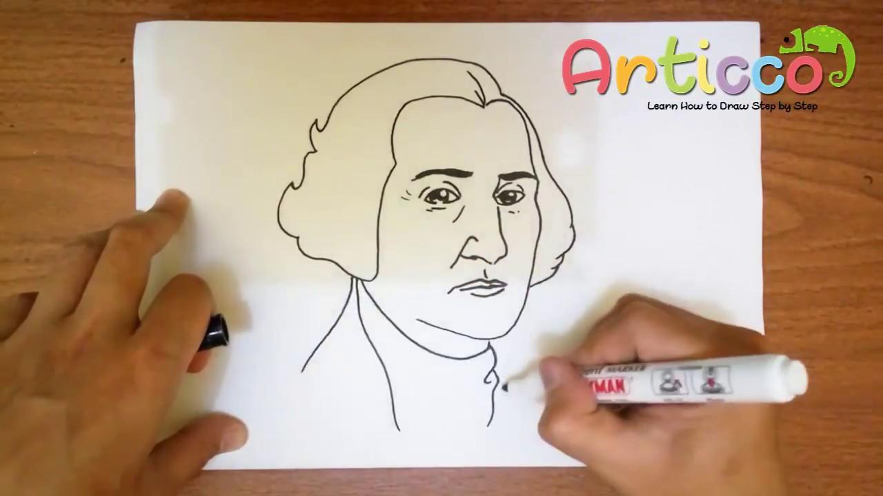 George Washington Cartoon Drawing at GetDrawings.com | Free for ...