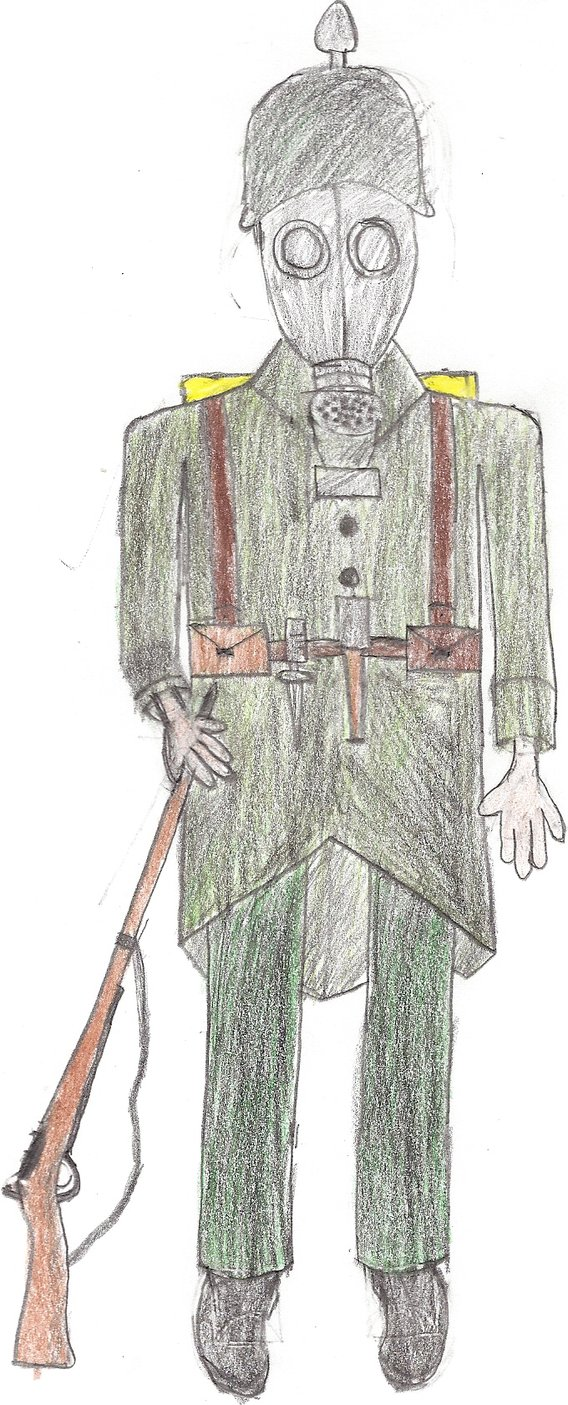 568x1405 Wwi German Soldier By Dudesradsterrockstar