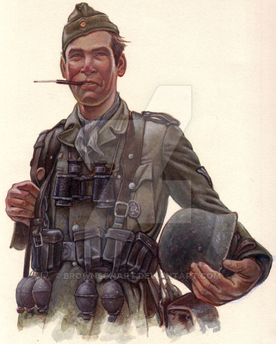 German Soldier Drawing at GetDrawings com | Free for