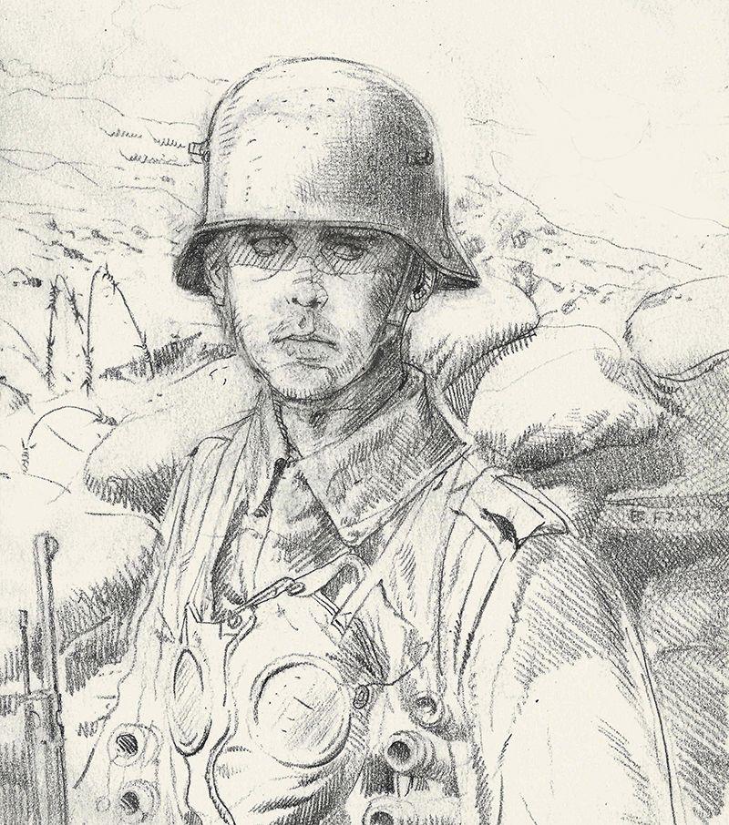 800x906 Late War German Soldier 1918 By Jesusfood Inspiration Board