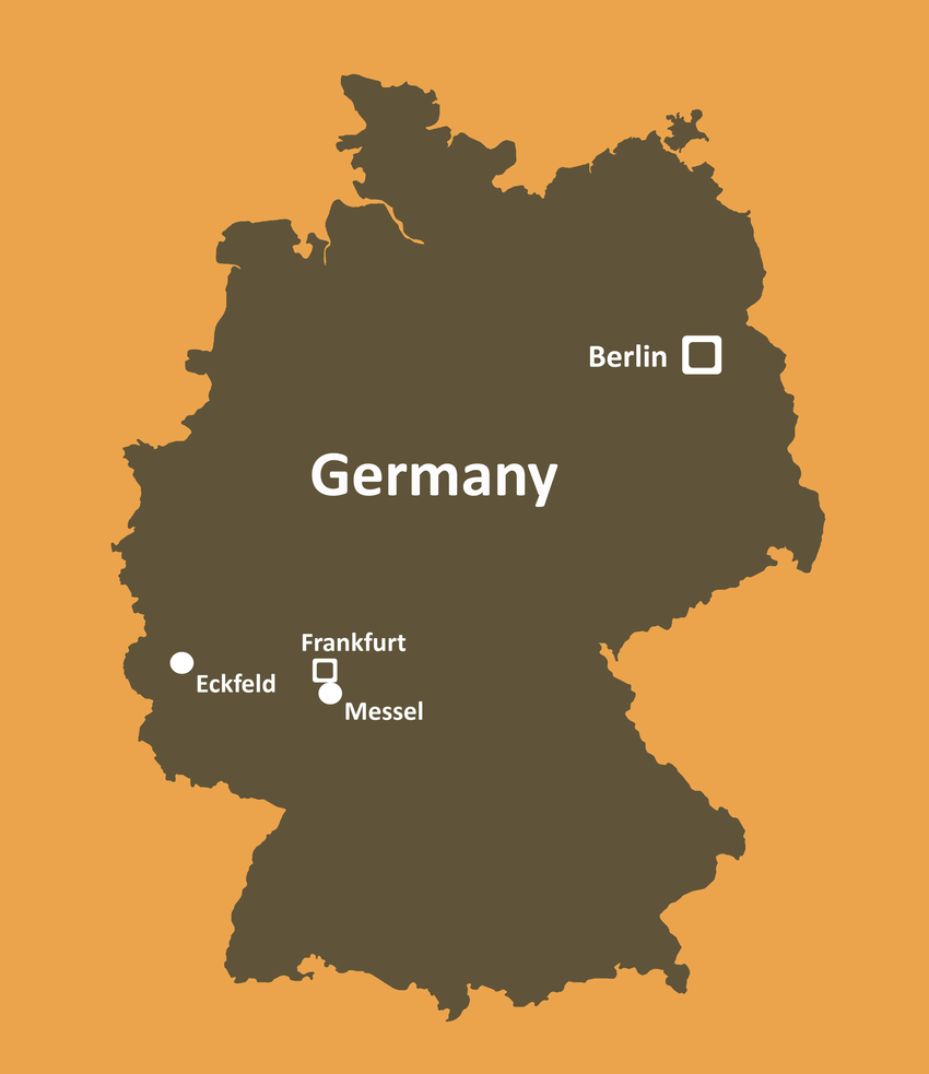 Germany map drawing at getdrawings free for personal use 850x983 map of germany showing the geographic location of grube messel and gumiabroncs Choice Image