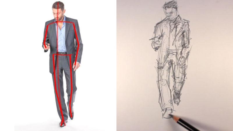 800x451 Gesture Drawing Figure Drawing