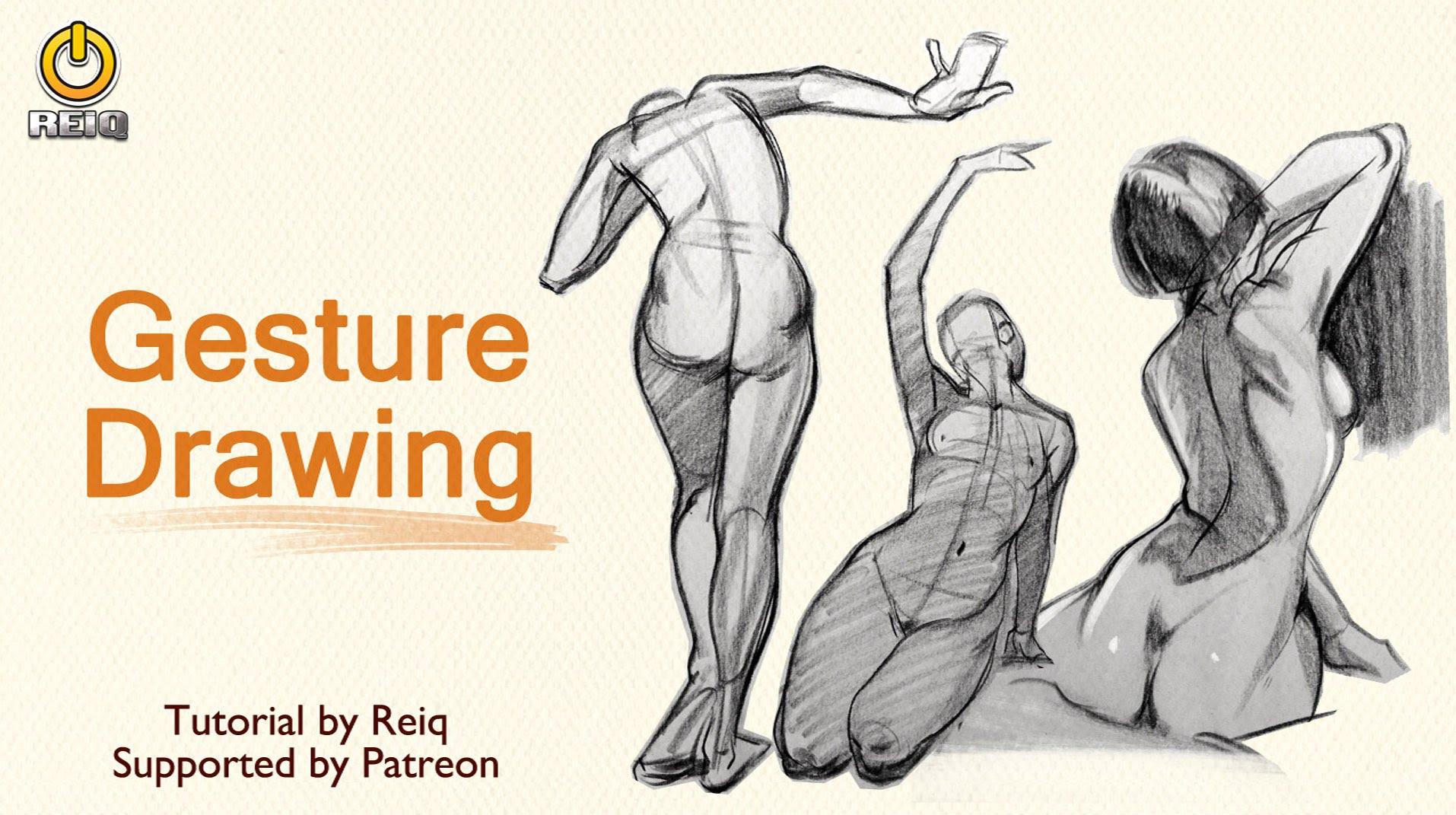 1914x1071 Gesture Drawing Tutorial By Reiq