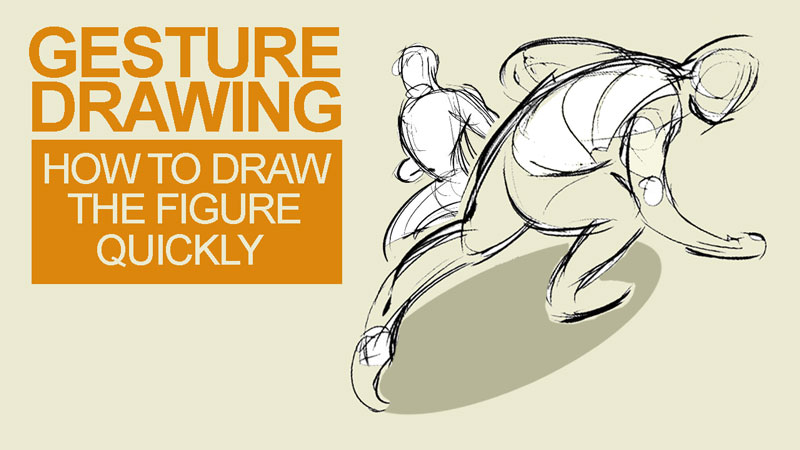 800x450 Gesture Drawing Figure Drawing