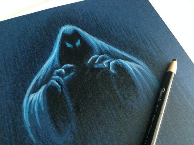 640x480 Phantom Drawing