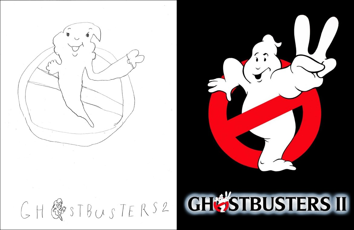 1170x762 Ghostbusters 2 Movie Poster Drawing Miss Observation