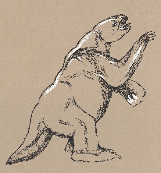 528x568 Extinct Ground Sloth Fact Sheet