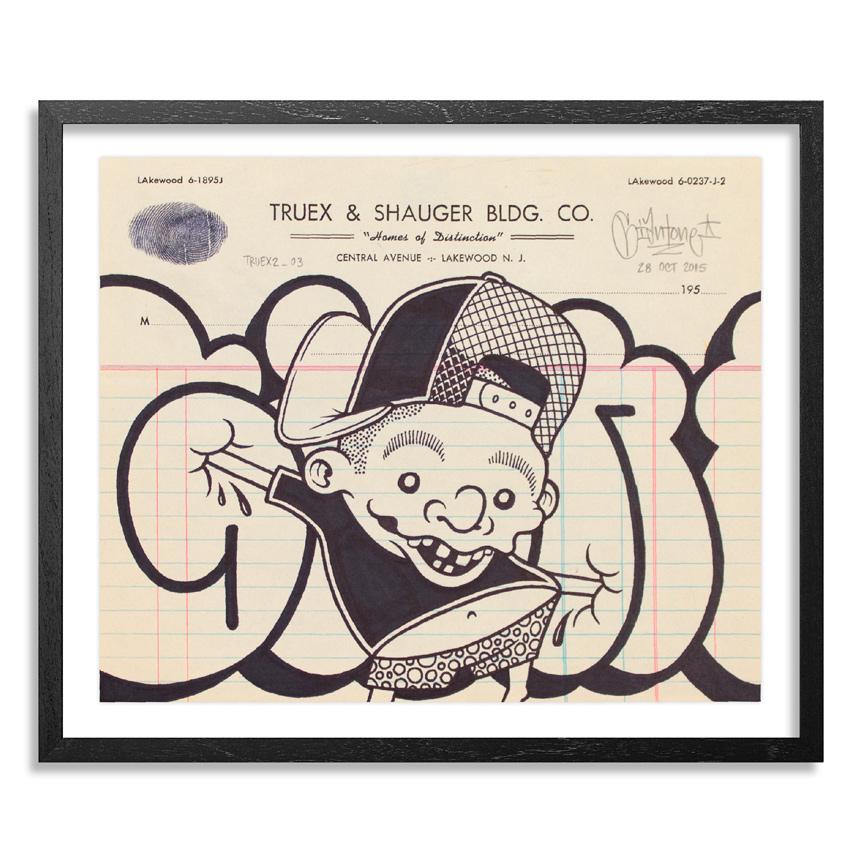 850x850 Mike Giant Prints And Original Art 1xrun