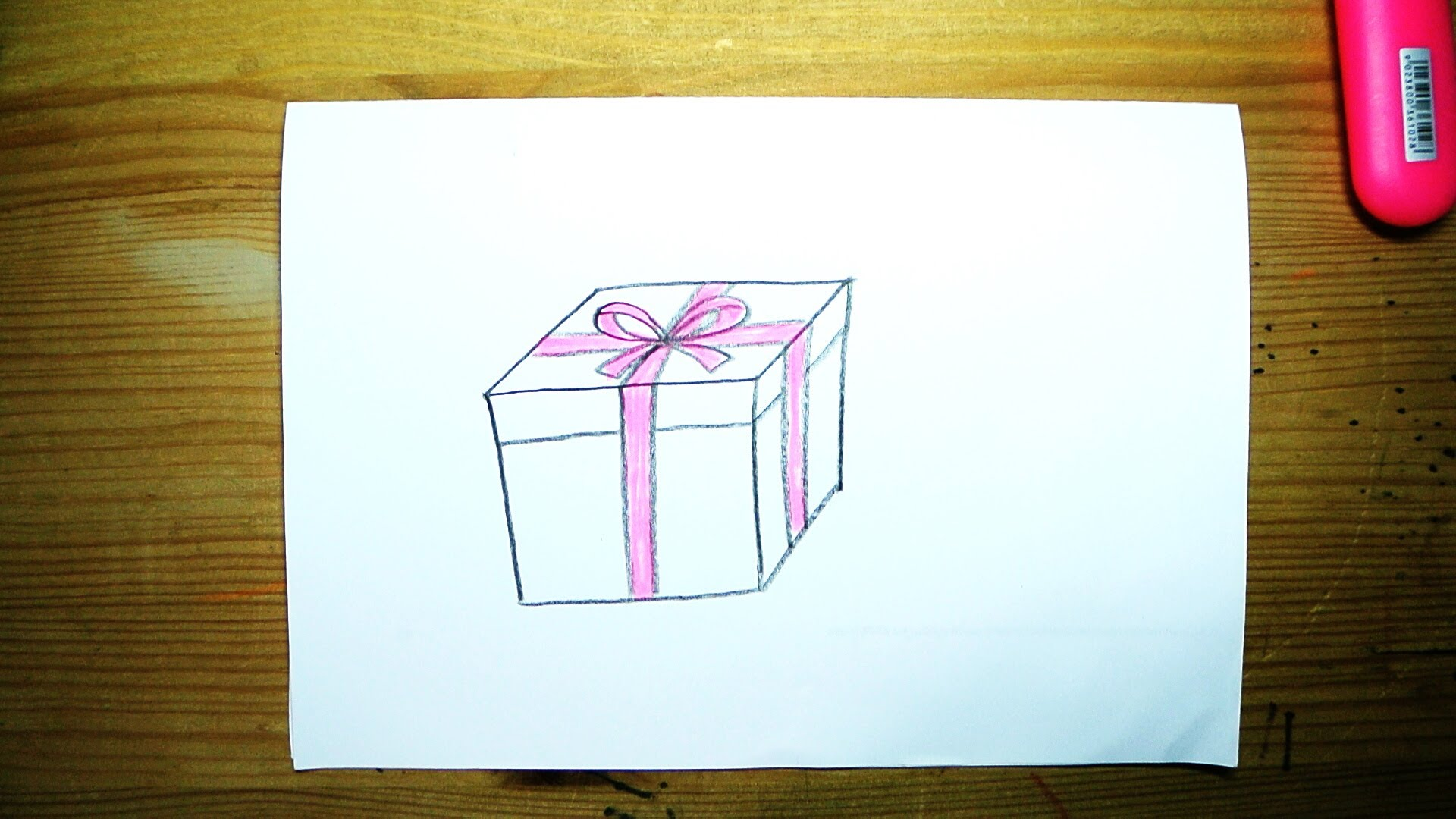 Gift box drawing at getdrawings free for personal use gift box 1920x1080 how to draw a gift box for kids negle Gallery
