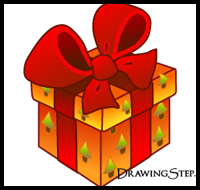 gift drawing at getdrawings com free for personal use gift drawing