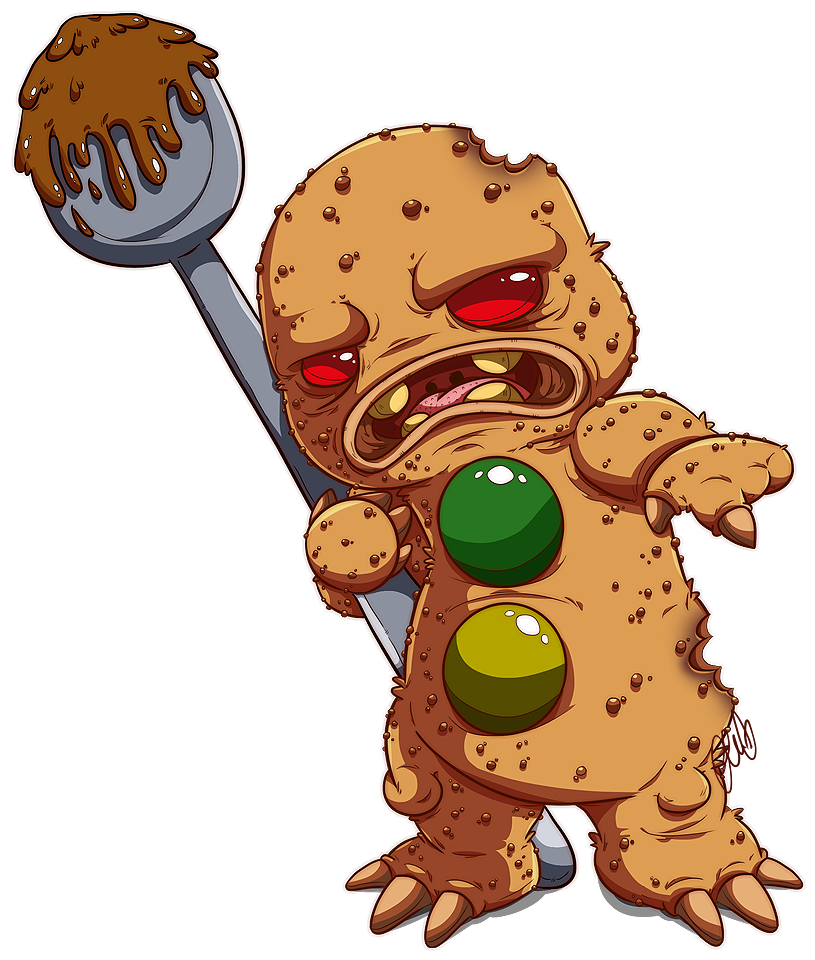 815x960 Gingerbreadman By G Lulu