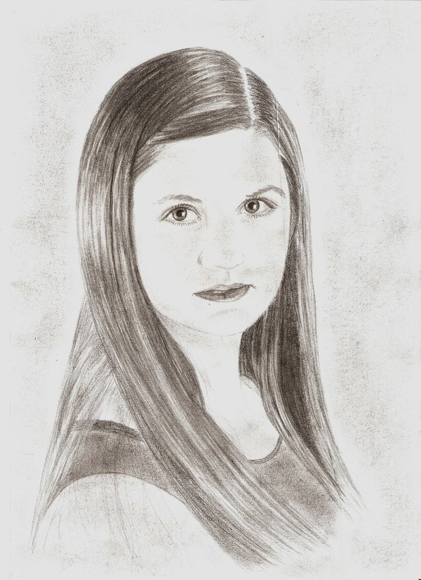 Ginny Weasley Drawing at GetDrawingscom Free for personal use