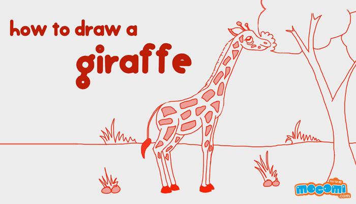 700x401 How To Draw A Giraffe