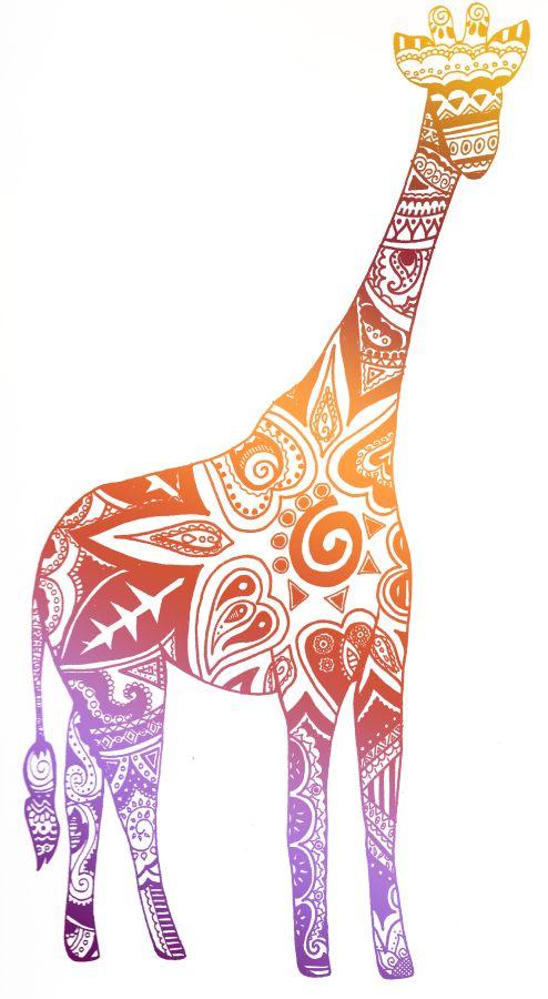 494x900 16 Best Tattoos Images On Tattoo Ideas, Giraffe