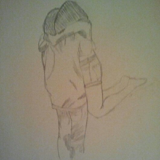 530x530 Boy And Girl Hugging By Izzy3301