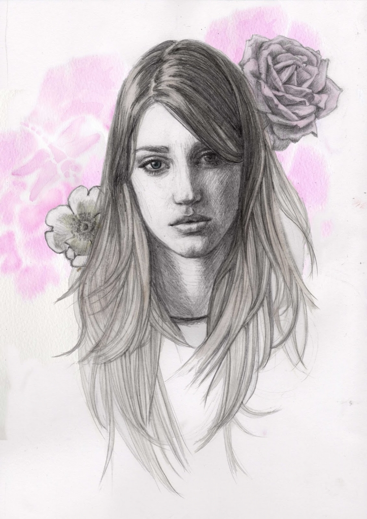 723x1024 beautiful pictures for pencil drawing beautiful girl drawings