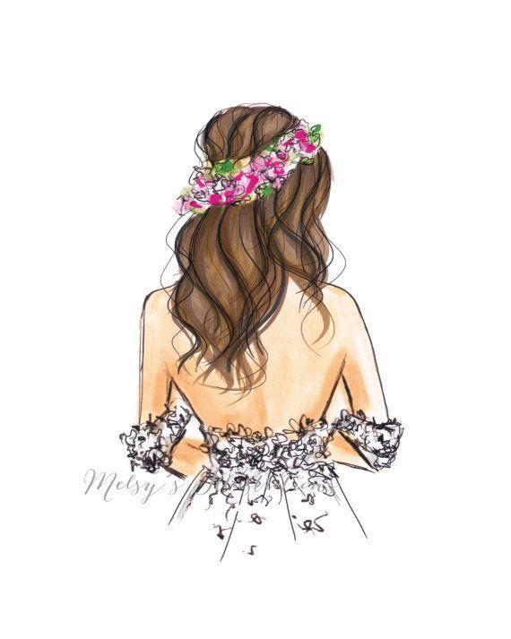 570x713 Gallery Cute Girl Drawing Wallpaper,