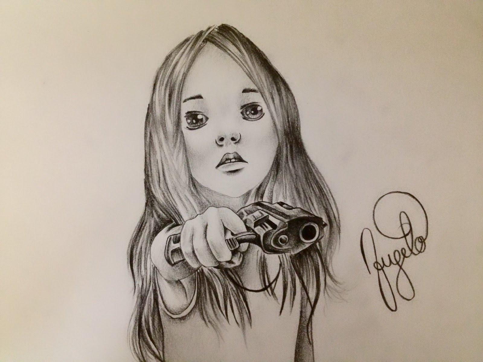 1600x1200 Sad Girl Drawing Wallpaper Girl How To Draw Cute Sad Anime Girl