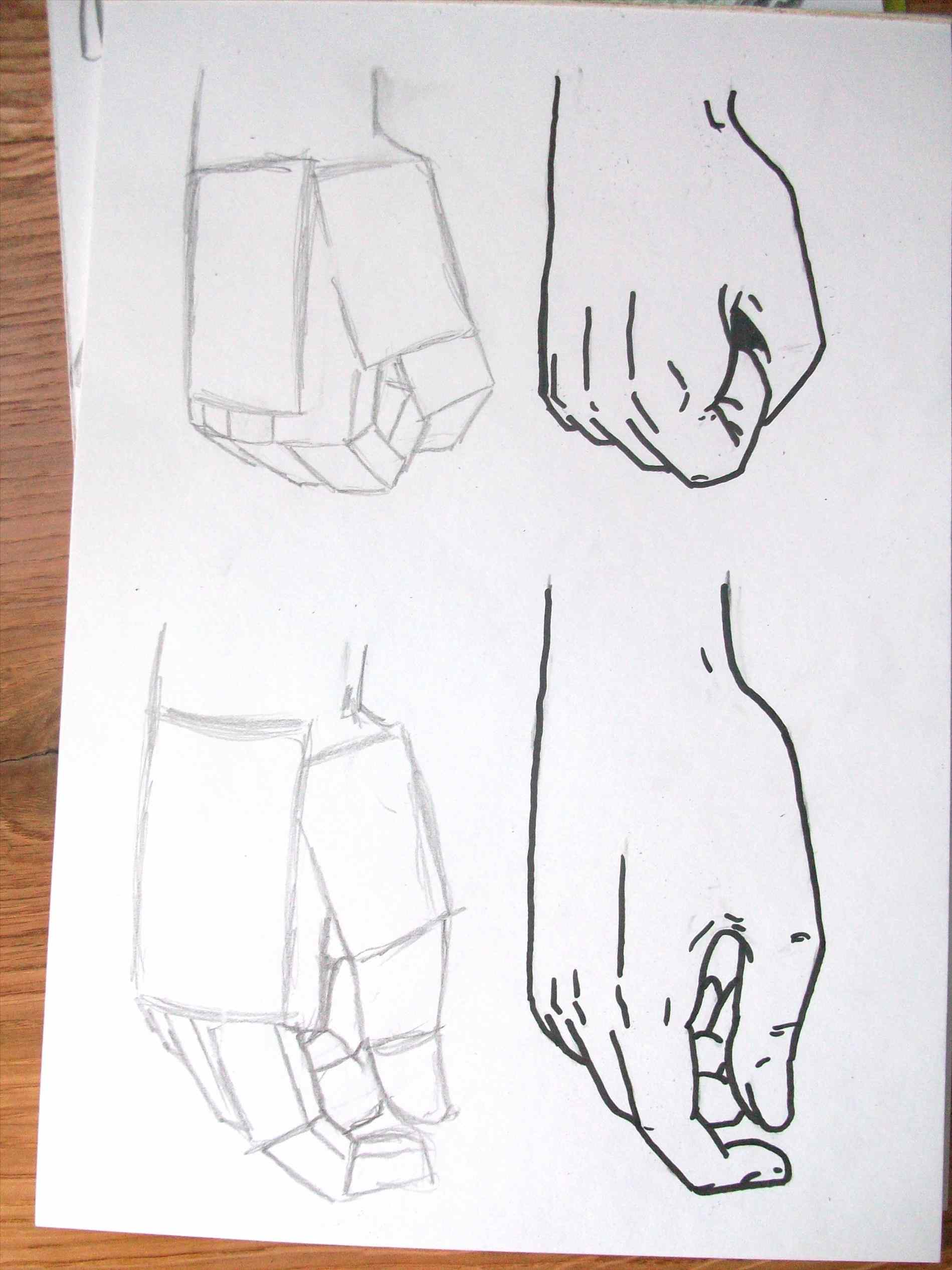 1899x2533 Drawing Easy Anime Hand Drawings Random Girl By