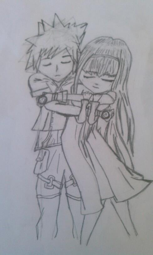 488x816 Boy And Girl Hugging By Bentarrow