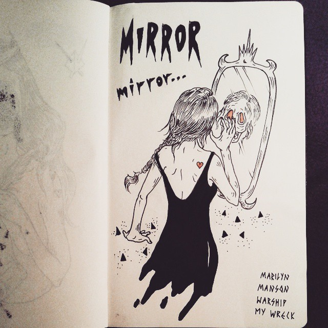 640x640 The Mirror