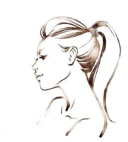 443x493 Girl Sketch Pencil Sketch Girl Sketch, Sketches