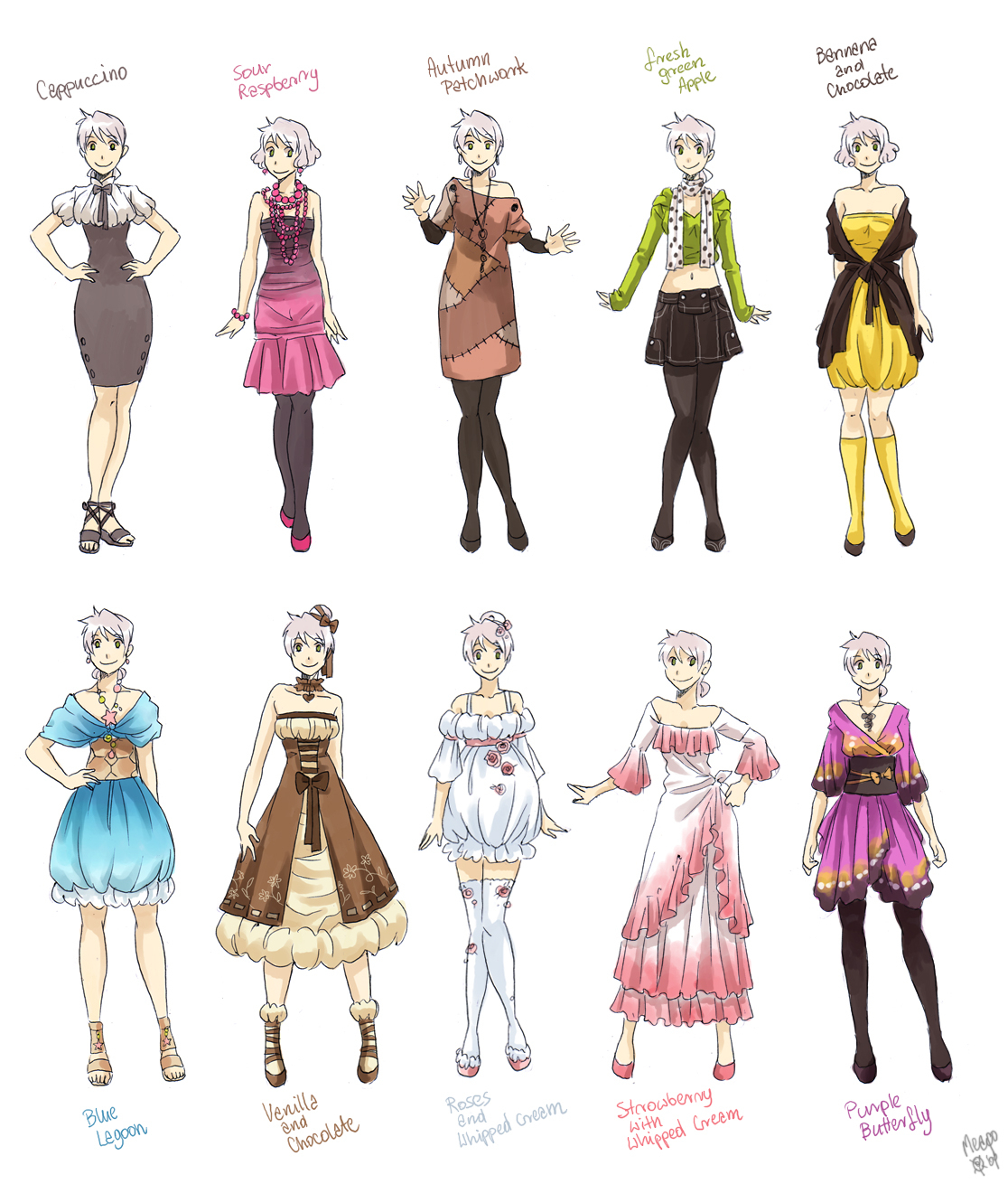 1116x1310 Draw Anime Girl Body Anime Girl Full Body Drawing With Clothing