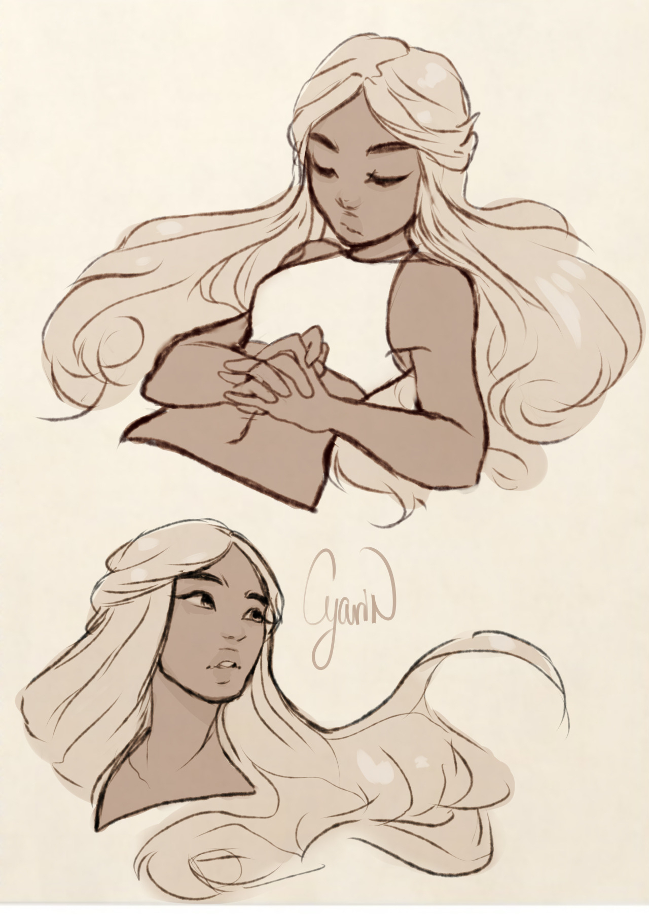 1280x1810 Cute Girl Drawing How To Draw Cute Girl In Unicorn Onesie Easy