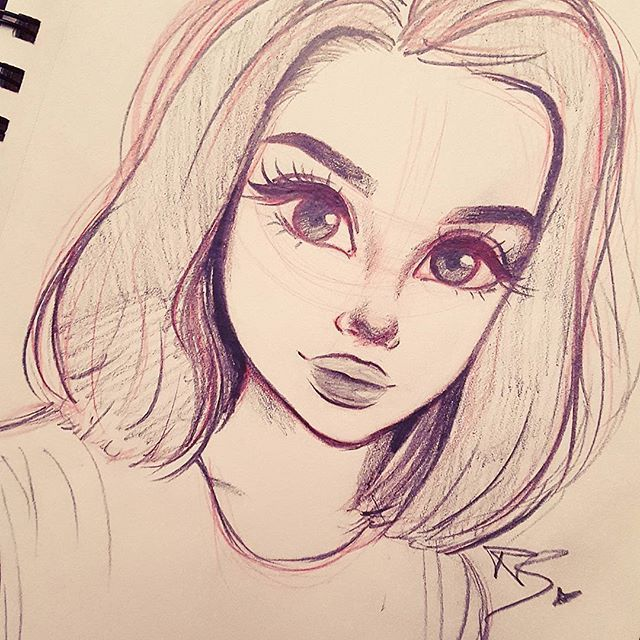 640x640 Photos Drawings For Girls To Draw,