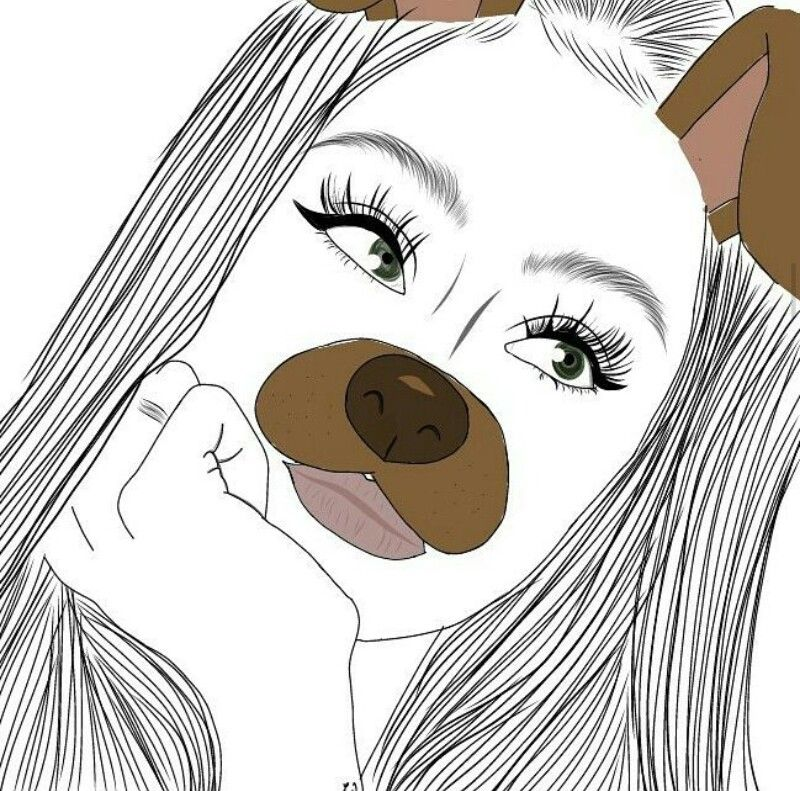 800x791 This Drawing Is Cool Draws Draw, Outlines And Girl