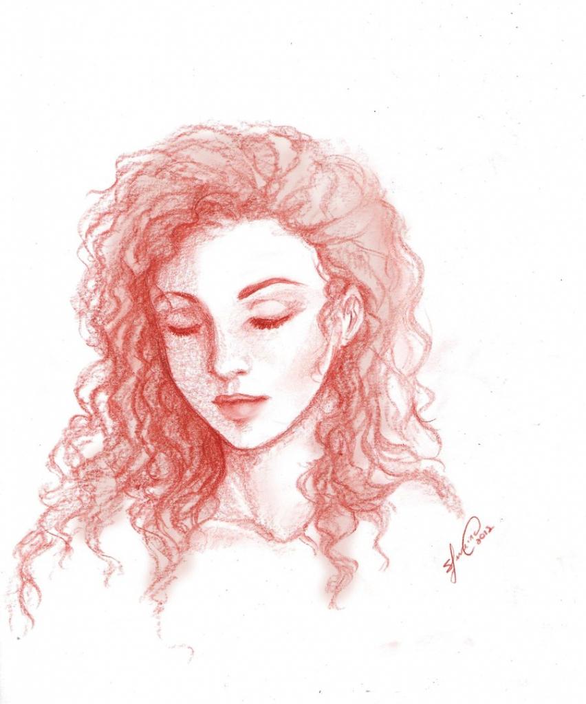 852x1024 Girl Face Drawing Tumblr Beautiful Girls Sketch Tumblr Drawing