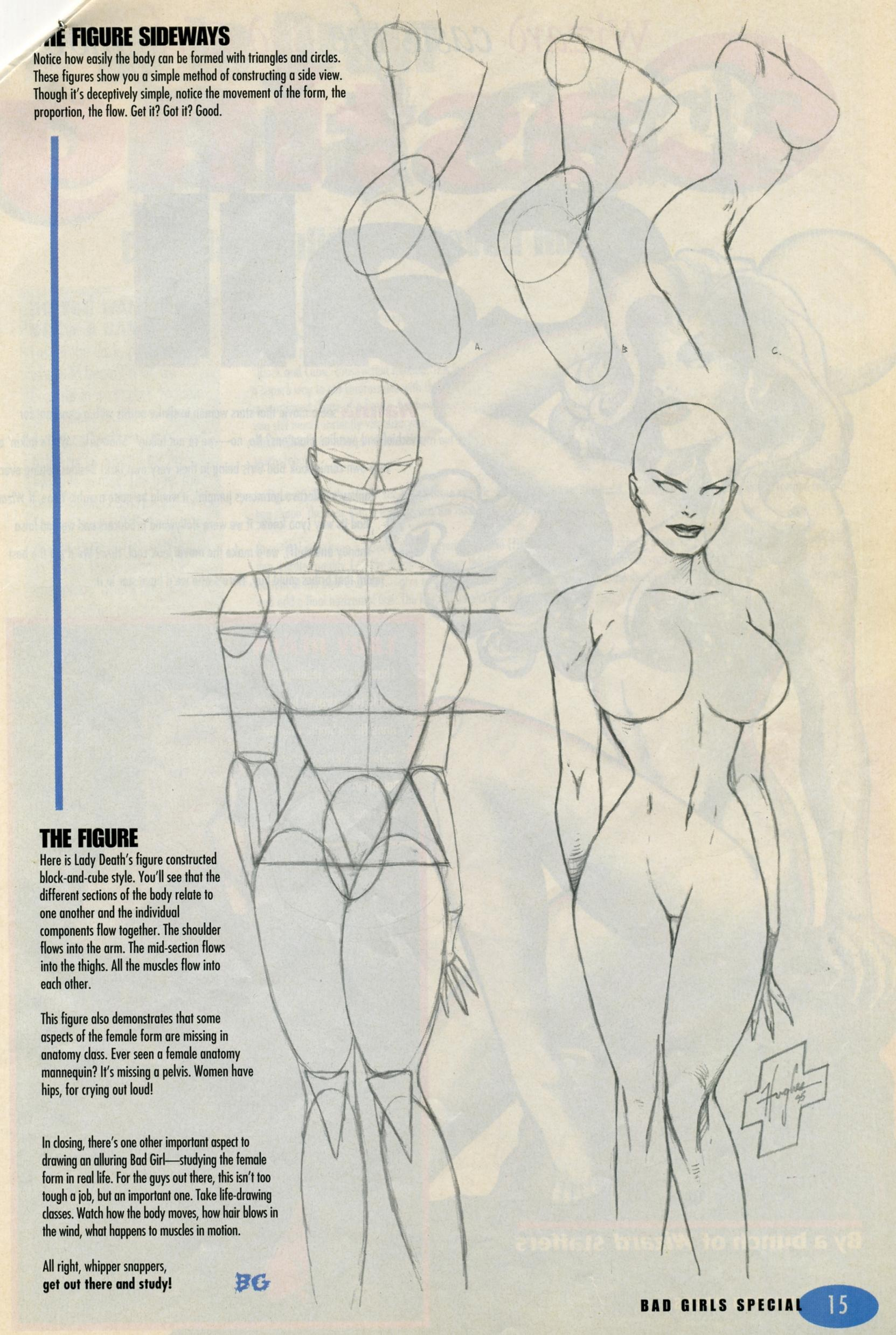 Luxury Body Drawing Template Collection - Examples Professional ...