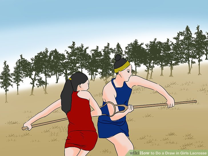 728x546 How To Do A Draw In Girls Lacrosse 9 Steps (With Pictures)