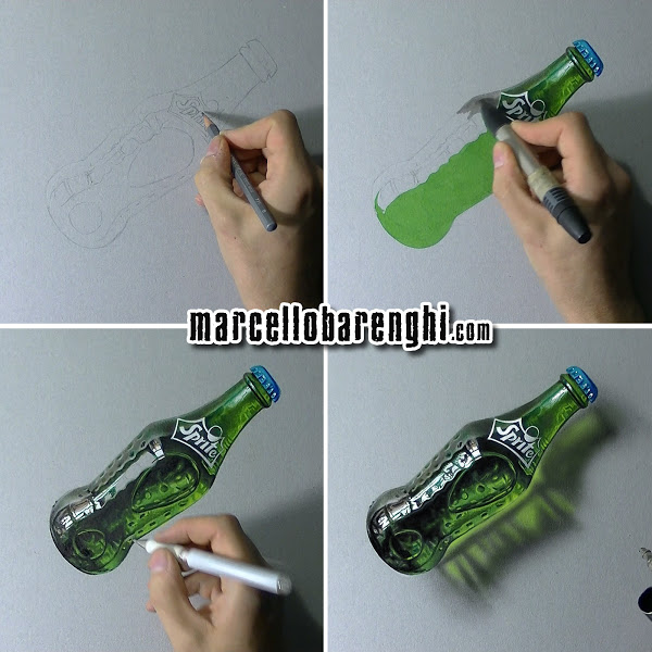 600x600 A Glass Bottle Of Sprite