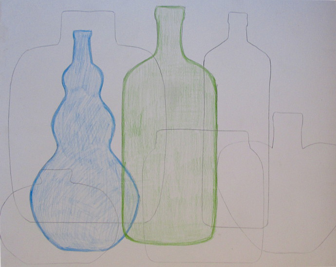 690x548 Quick And Easy Way To Draw Glass