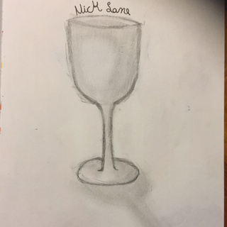Glass Cup Drawing At Getdrawings Com Free For Personal
