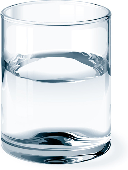 443x588 Vector Drawing Glass Cup Free Vector Download (92,307 Free Vector