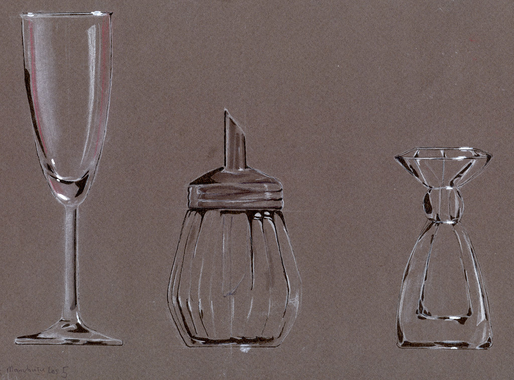 1024x758 Glass Drawing Exercise By Yabbus23