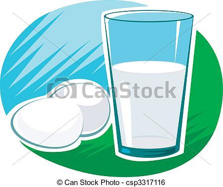450x378 Glass Of Milk Drawing Clipart Panda