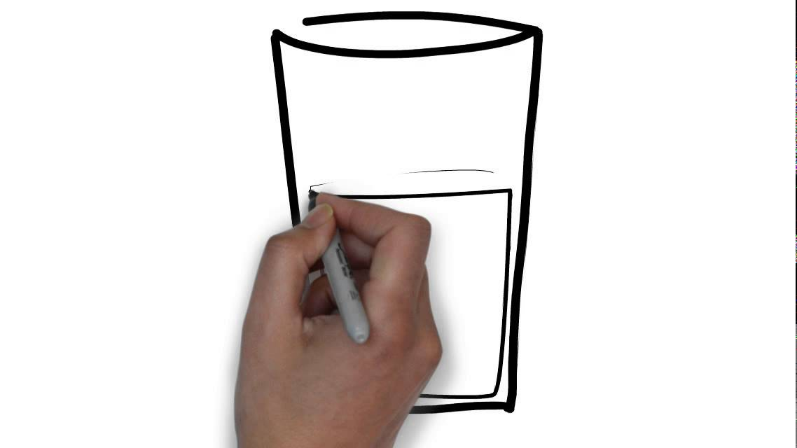 1138x640 How To Draw A Glass Of Milk