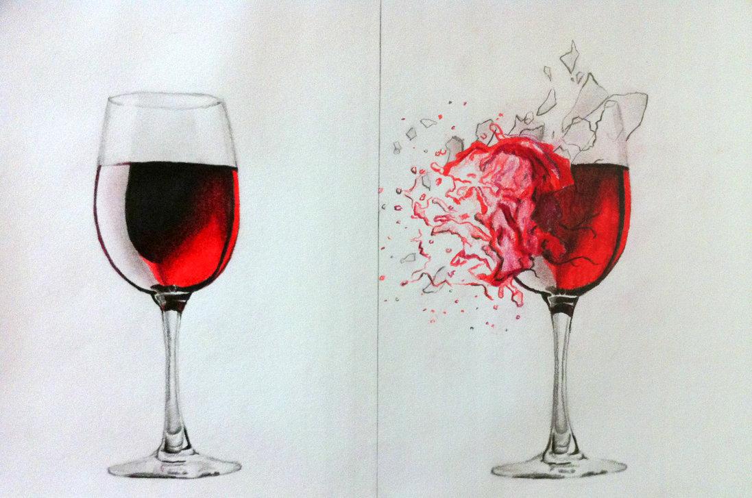 1097x727 Wine Glass By Stylo I