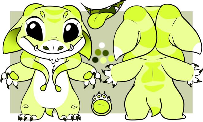 663x398 Glowworm By Ocrystal