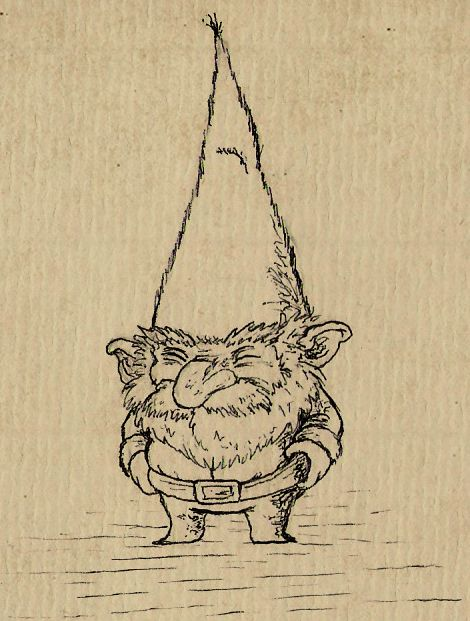 470x621 A Gnome, Or Garden Gnome, Is A Magical Creature Commonly Known