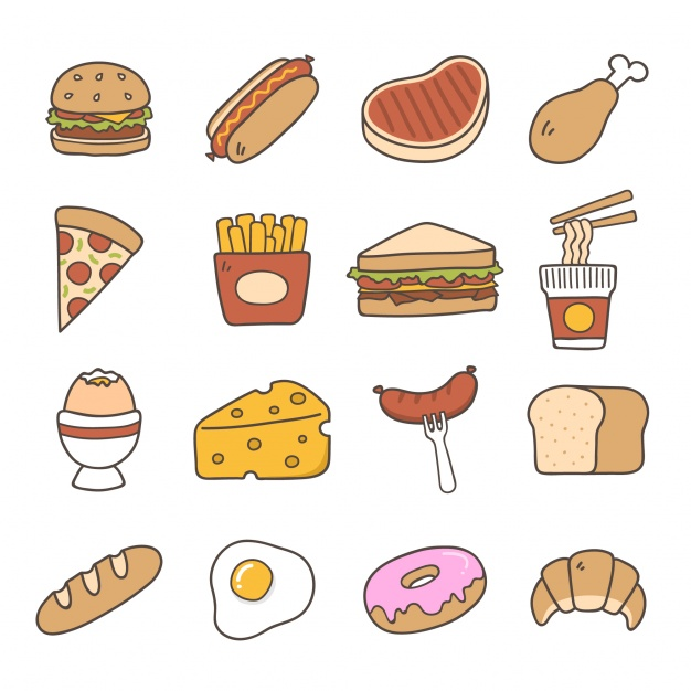 626x626 Fast Food Vectors, Photos And Psd Files Free Download