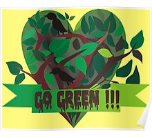 220x200 Go Green Posters By Anggafrayu Redbubble